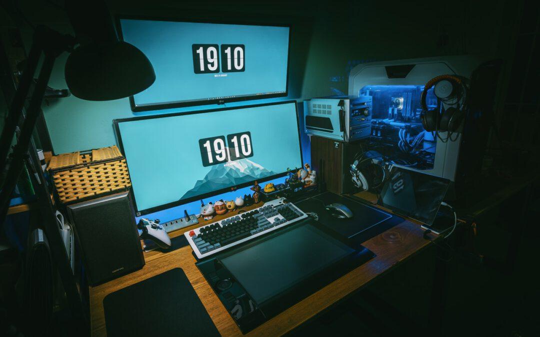 Game kamer inrichten? 5 tips